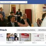 Stefan Frisch als Person bei Facebook