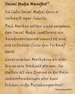 Gary Vaynerchuk Social Media Manifesto old 240x300 Das Social Media Manifesto von Gary Vaynerchuk