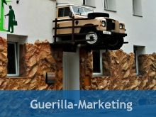 Guerilla-Marketing & Social Media Marketing…