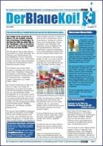 Der Blaue Koi! Ausgabe 19