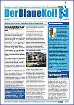 Der Blaue Koi! Ausgabe 20