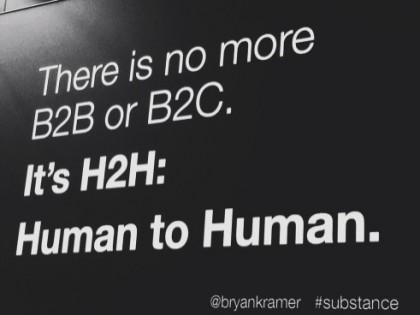 Das Ende von B2B und B2C…