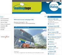 Mailingtage Nürnberg - Slogans ohne Sinn