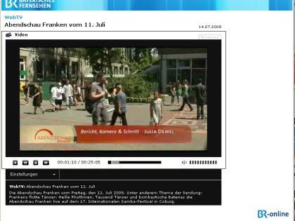 Guerilla-Marketing erreicht Fürth: Freeze-Aktion