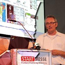 Marketing-Vorträge auf der START-Messe Nürnberg
