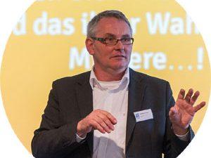 Marketingvorträge auf der START-Messe Nürnberg 2014