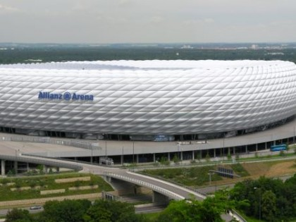 Guerilla-Marketing goes Allianz Arena