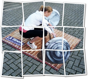 Street Art als Guerilla-Instrument im Disruptive Marketing-Ansatz